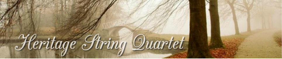 Heritage String Quartet - Serving Southeast Michigan